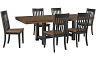 Ashley Emerfield Table & 6 Chairs