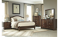 Ashley Corraya 4-Piece King Bedroom Set