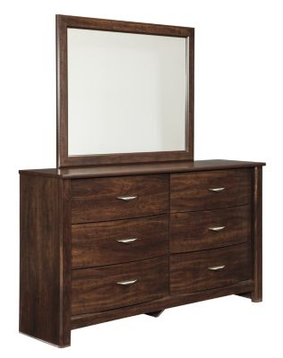 Ashley Corraya Dresser with Mirror