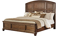 Ashley Maeleen King Panel Bed