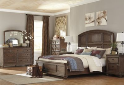 Ashley Maeleen 4-Piece Queen Bedroom Set