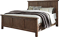 Ashley Tamilo King Panel Bed