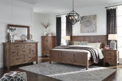Ashley Tamilo 4-Piece Queen Bedroom Set