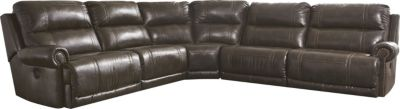 Ashley Dak 5-Piece Sectional