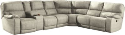 Ashley Bohannon Cream 4-Piece Sectional