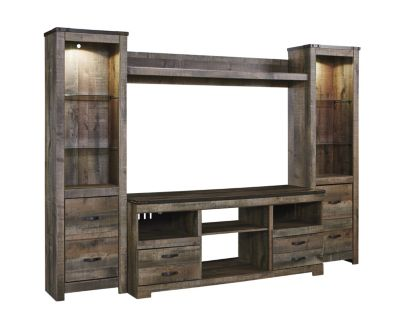 Ashley Trinell Entertainment Center