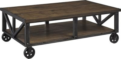 Ashley Zenfield Coffee Table