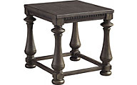 Ashley Larrenton Square End Table
