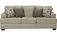 Ashley Barrish Queen Sleeper Sofa