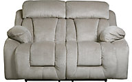 Ashley Stricklin Reclining Loveseat
