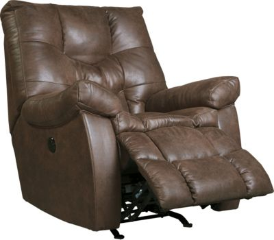 Ashley Burgett Power Rocker Recliner