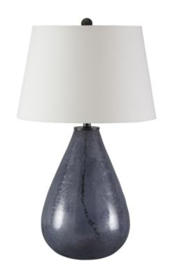 Ashley Taber Glass Table Lamp