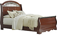 Ashley Fairbrooks Estate Queen Sleigh Bed