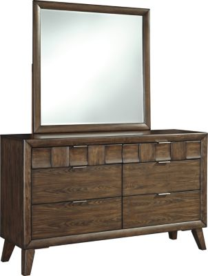 Ashley Debeaux Dresser with Mirror