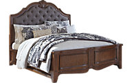 Ashley Balinder King Upholstered Bed