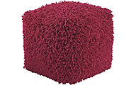 Ashley Taisce Fuchsia Pouf