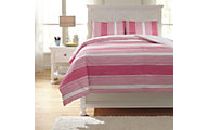 Ashley Taries 3-Piece Full Duvet Cover Set