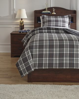 Ashley Baret 2-Piece Twin Duvet Cover Set