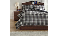 Ashley Baret 3-Piece Full Duvet Cover Set