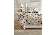 Ashley Howley 2-Piece Twin Duvet Cover Set