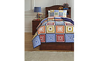 Ashley Tazzoni 2-Piece Twin Coverlet Set