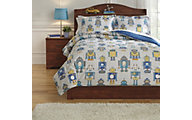 Ashley Machado 3-Piece Full Comforter Set