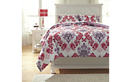 Ashley Ventress 3-Piece Full Comforter Set