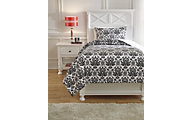 Ashley Alano 2-Piece Twin Duvet Set