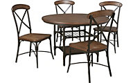 Ashley Rolena Table & 4 Chairs