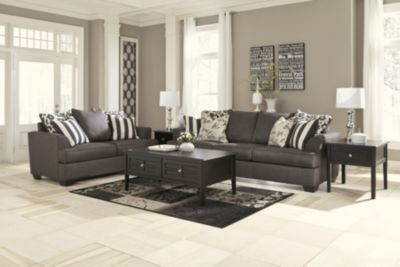 Ashley Levon Sofa & Loveseat
