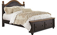 Ashley Maxington Queen Storage Bed