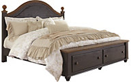 Ashley Maxington King Storage Bed