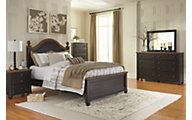 Ashley Maxington 4-Piece Queen Bedroom Set