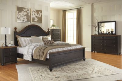 Ashley Maxington 4-Piece King Bedroom Set