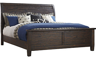 Ashley Trudell Queen Sleigh Bed