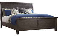 Ashley Trudell California King Sleigh Bed