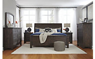 Ashley Trudell 4-Piece Queen Sleigh Bedroom Set