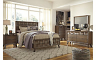 Ashley Debeaux 4-Piece Queen Bedroom Set