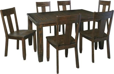 Ashley Trudell Table & 6 Chairs