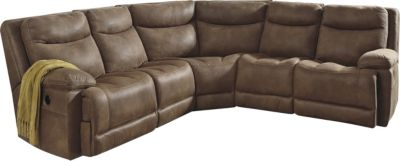 Ashley Valto 5-Piece Power Sectional