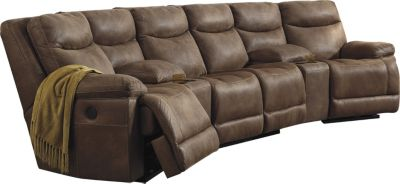Ashley Valto 6-piece Power Sectional