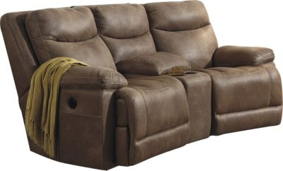 Ashley Valto 3-Piece Power Sectional with Console