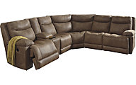 Ashley Valto 6-Piece Wedge Sectional
