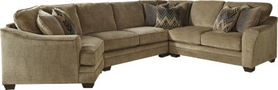 Ashley Lonsdale Right-Side Loveseat 4-Piece Sectional