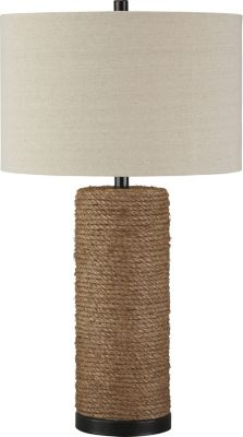 Ashley Talbbart Rope Table Lamp