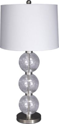 Ashley Shodan Glass Table Lamp