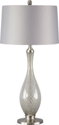 Ashley Samanthee Glass Table Lamp