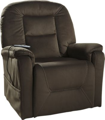Ashley Samir Power Lift Recliner