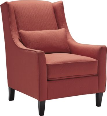Ashley Sansimeon Cinnamon Wing Chair