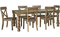 Ashley Trishley 7-Piece Dining Set